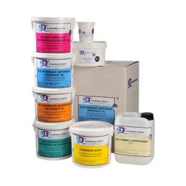 SDC IEC Non Phosphate Detergent (A)
