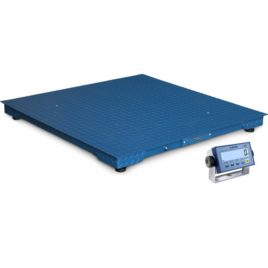 Digital Floor Scale 1 Ton Capacities