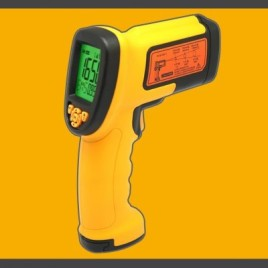 AS842A Infrared Thermometer in bangladesh Importer