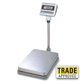 Digital platform scale 50g to 600kg