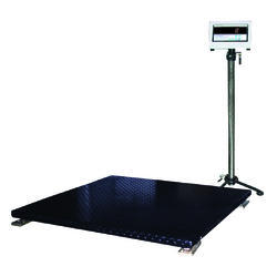 Digital Floor Scale 2 Ton Capacities
