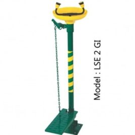 Eye Wash Foot Pedal Operated in Bangladesh Model LSE2GI