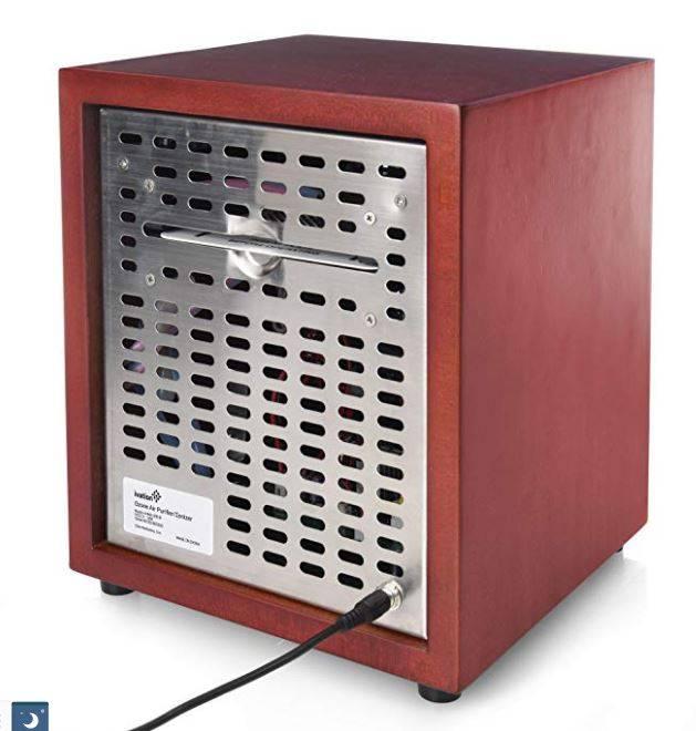Ozone air purifier HMA-300-B