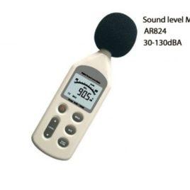 AR824 (30~130 dBA) Sound Level Meter In Bangladesh