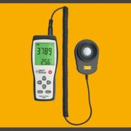 AS823 Smart Sensor Digital Lux Meter In Bangladesh