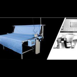 Max-980-QD Automatic Controlled Cloth End Cutter