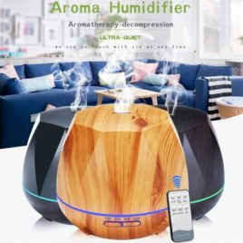 Aroma Diffuser In Bangladesh 550ML With essential oil