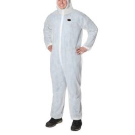 Safety Suit Polypropylene Coverall in bangladesh PPE