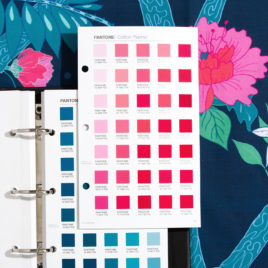 Fashion, Home + Interiors Cotton Planner