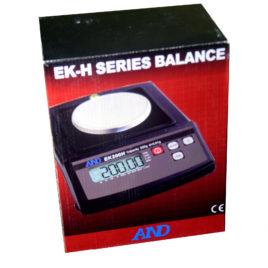 EK400H AND GSM Weight Balance
