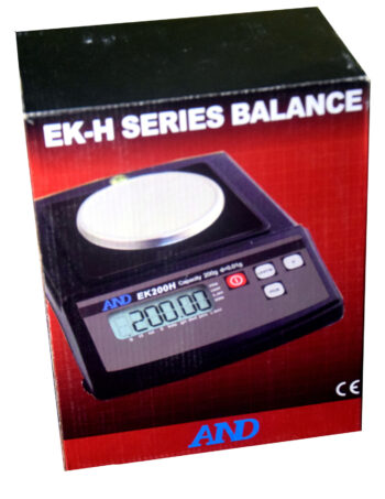 EK400H AND GSM Weight Balance