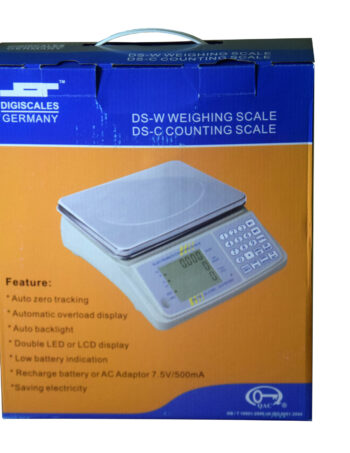 0.1g to 3 Kg Counting Weight Scale